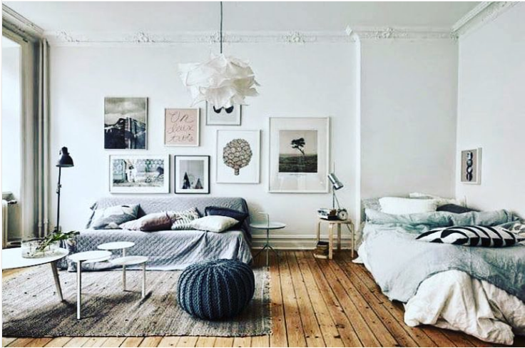 The best Studio apartment decorating ideas