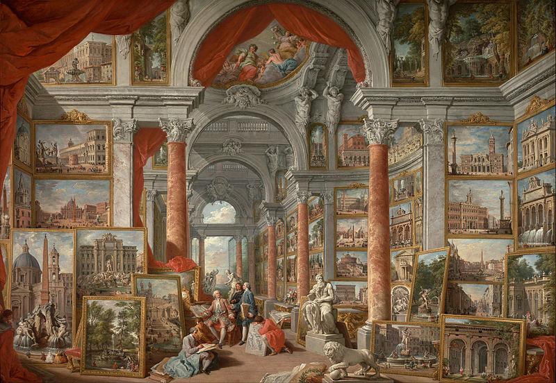 Giovanni Paolo art