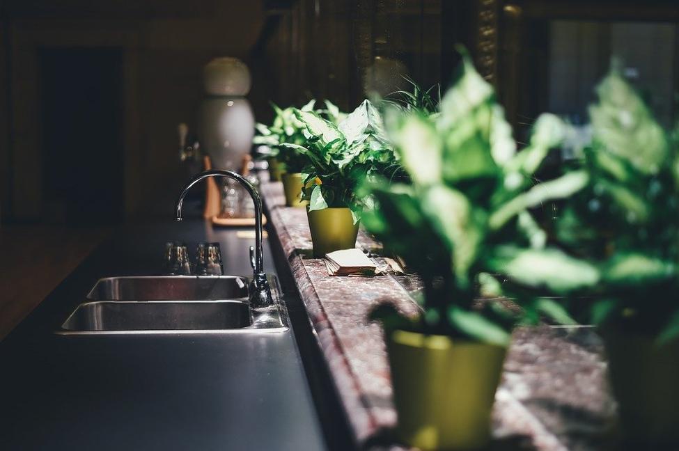 Green Finger Plant Pots